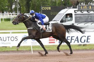 Mercredi à Mauquenchy : Mathieu Mottier fait le break pour l'Etrier d'Or